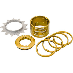 Reverse Single Speed Kit gold